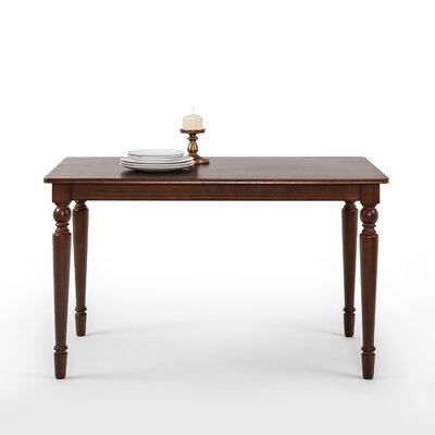 Gavril Wood Dining Table Size: 29.5 H x 47 W x 29 D