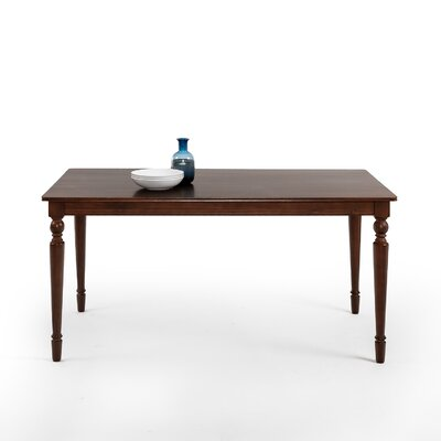 Gavril Wood Dining Table Size: 36 H x 60 W x 29 D
