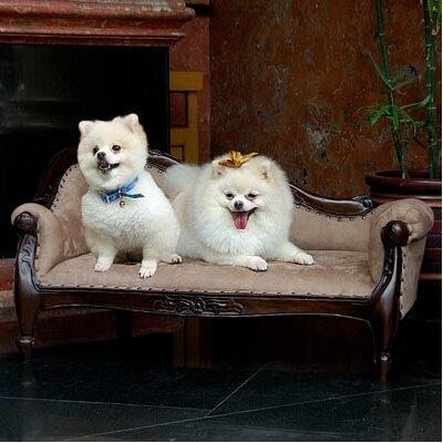 Victorian Dog Sofa