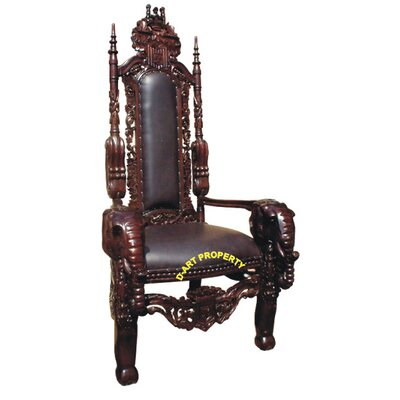 Elephant King Armchair