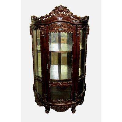 Rococo Curio Cabinet