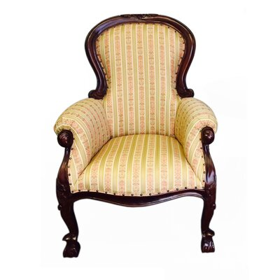Louis Grandfather Armchair