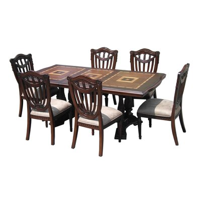 Sheraton 7 Piece Dining Set