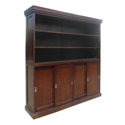 View Sliding Door Bookcase Product Photo