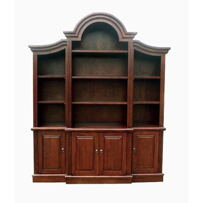 Arch Top Oversized Set Bookcase 257 Product Photo