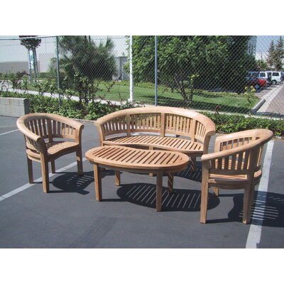 Island 4 Piece Seating Group