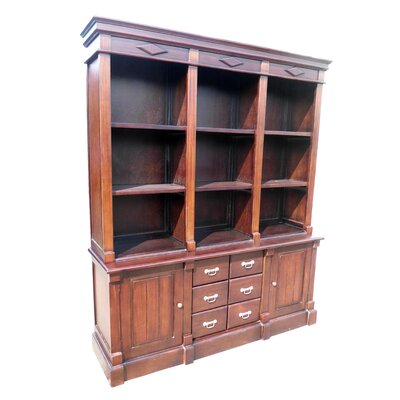 Front Oversized Set Bookcase Open Product Image 524