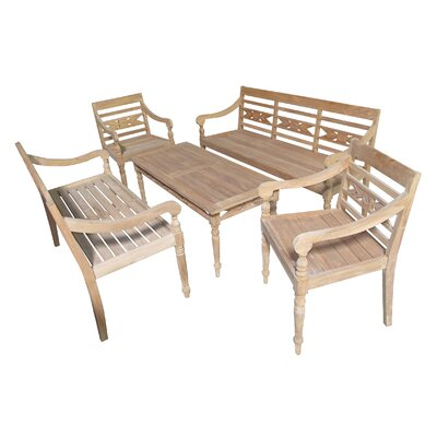 Alwari Bench Seating Group picture