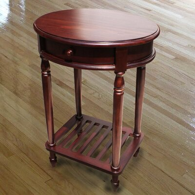 Bellingham Oval End Table