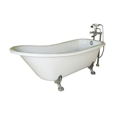 Picadilly 59 x 28.75 Soaking Bathtub