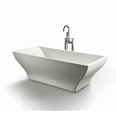 Ash 70 x 31.5 Soaking Bathtub