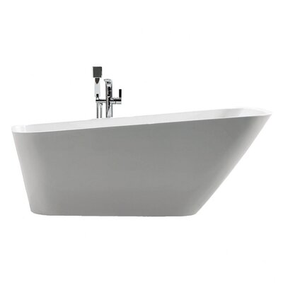 Dahoon 67 x 31.5 Freestanding Soaking Bathtub