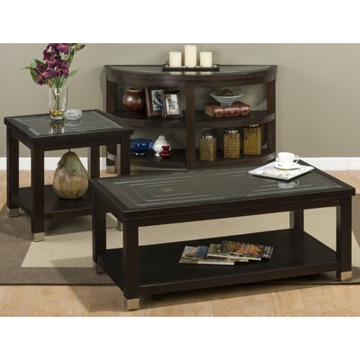 Warren Rectangle Coffee Table Set
