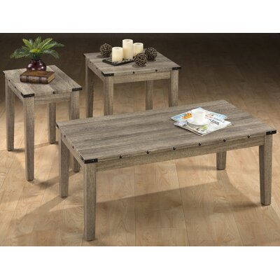 Taos 3 Piece Coffee Table Set