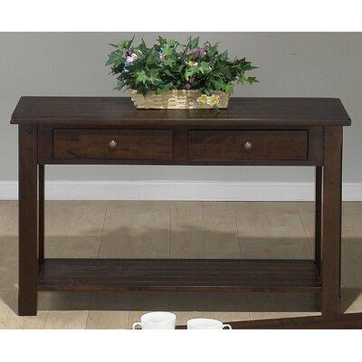 Cheap Jofran Emily Sofa Table in Dark Rustic Prairie (JFI1128)