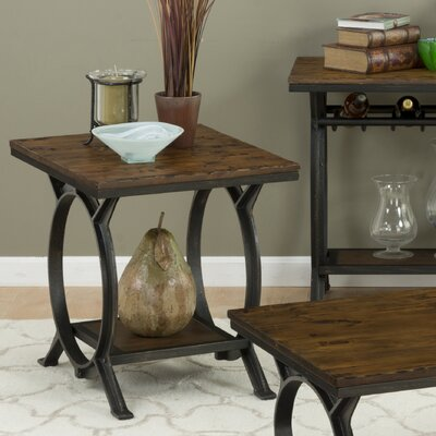 Red Cliff End Table