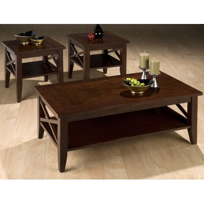 Buy low price jofran rachael 316 3 pack x side coffee for Side coffee table set
