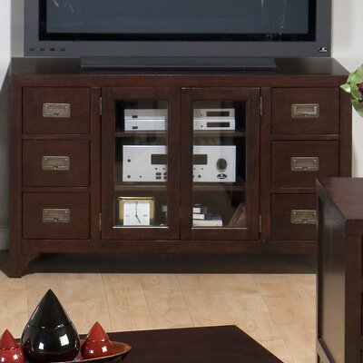 Cheap Jofran 52″ TV Stand in Warm Cherry (JFI1491)