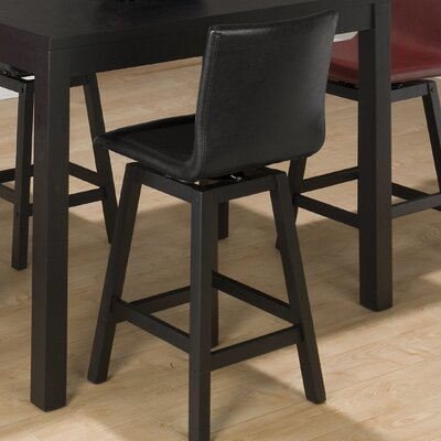 Bad credit financing Bain Swivel Counter Height Stool in...