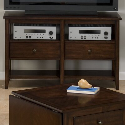 Cheap Jofran 48″ TV Stand in Deep and Warm Cherry (JFI1629)