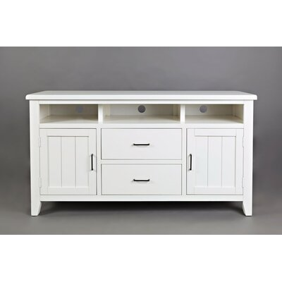 Criswell 60 TV Stand Color: Paperwhite
