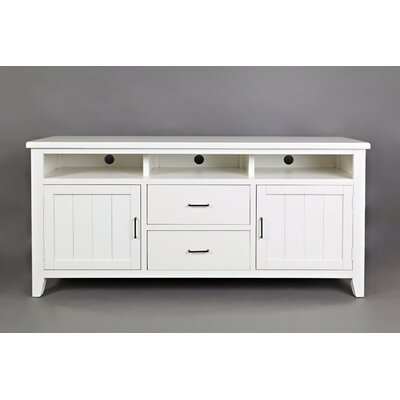 Criswell 70 TV Stand Color: Paperwhite