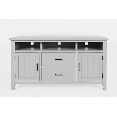 Criswell 60 TV Stand Color: Dove