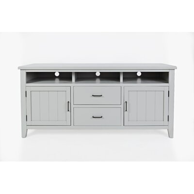 Criswell 70 TV Stand Color: Dove