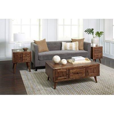 Ashland Modern Living 3 Piece Coffee Table Set