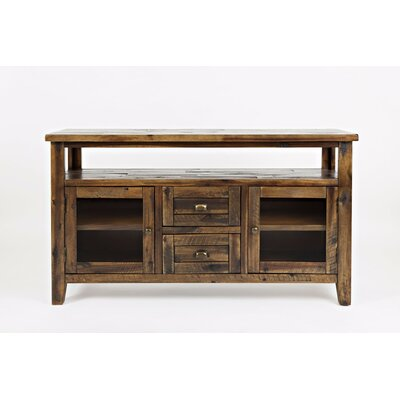 Arviso 54 TV Stand Color: Dakota Oak