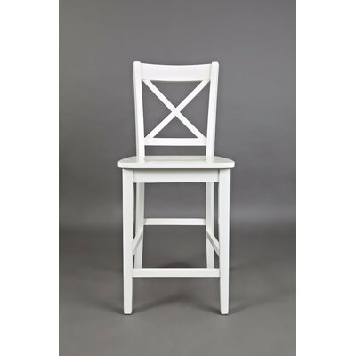 Antrim 24 Bar Stool (Set of 2) Color: Paperwhite