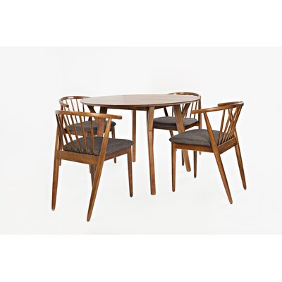 Holzman 5 Piece Dining Set