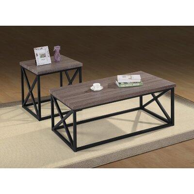 McManus 3 Piece Coffee Table Set
