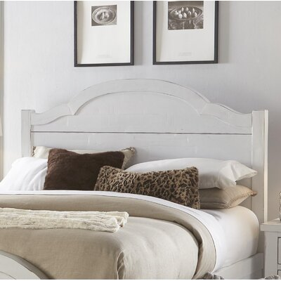 Ginns Panel Headboard Size: King