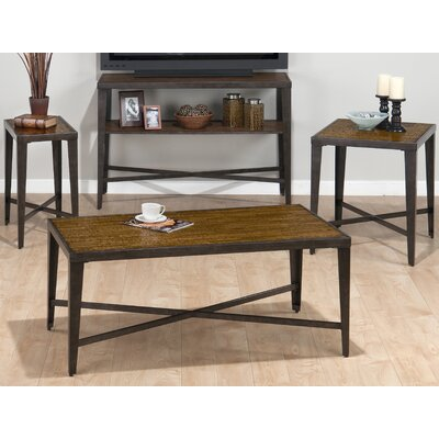 Buy Low Price Beautiful Distressed Oak Finish 3 Pc Coffee Table Set Vf Az02 16470 Coffee