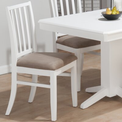 Jofran Aspen Side Chair - Finish: White (Set of 2) at Sears.com