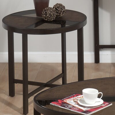 Credit for Roswell Stone End Table...