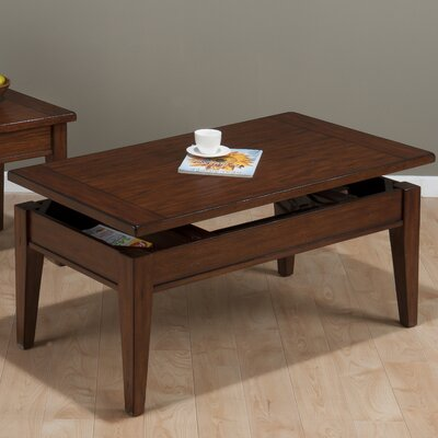 Dunbar Coffee Table with Lift Top