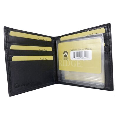 Punita Leathers Lambskin Leather Bi-Fold Wallet at Sears.com