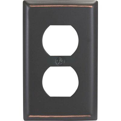 Duplex Socket Plate