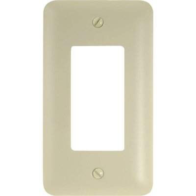 Rocker Socket Plate Finish: Almond