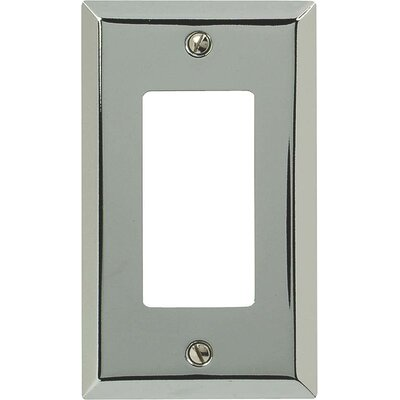 Rocker Socket Plate Finish: Chrome