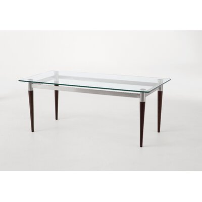 Ravenna Coffee Table Color: Mahogany