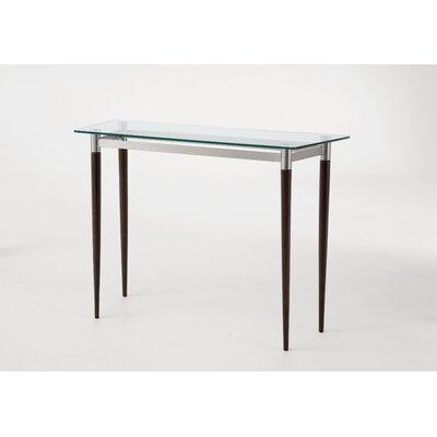 Ravenna Series Console Table Finish: Mahogany
