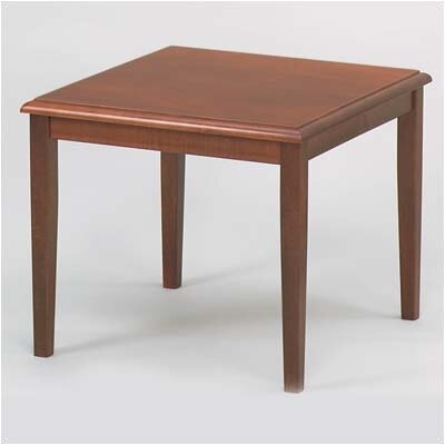 Weston Series Corner Table Finish: Black