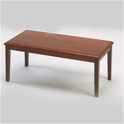 No credit financing Weston Series Coffee Table Finish: ...