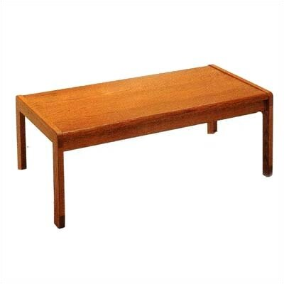 Credit for Classic Series Regal Coffee Table F...
