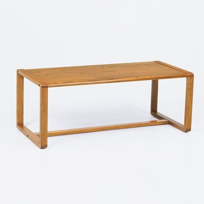 Lease to own Contour Full Back Coffee Table Fini...