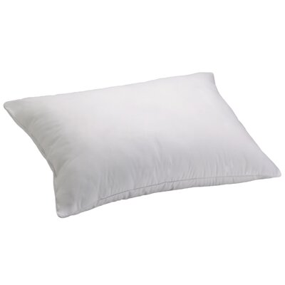 Indulgence at Home Memory Fiber Pillow Size: King