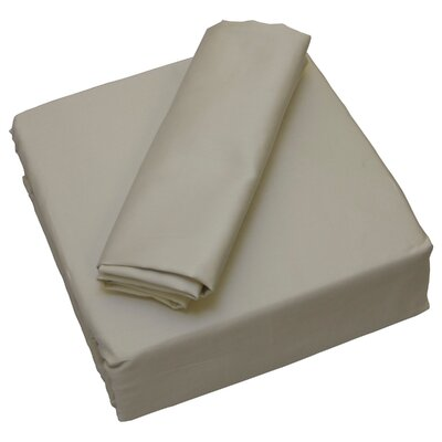 Cardinal 300 Thread Count Sheet Set Size: King, Color: Ivory